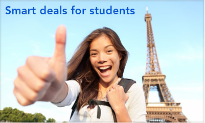 http://www.airtkt.com/student-travel-discount-deals